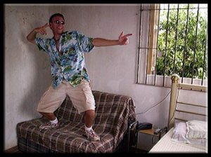 """Why not add weird random pictures of """"CouchSurfing?"""""""