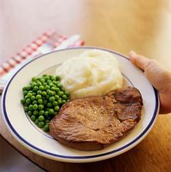 Voila... dinner!
