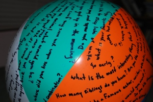 Yep, that's my Icebreaker Beach Ball... I'm very proud