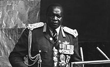 Idi Amin famously threw out all people of South Asian and European descent from Uganda during his murderous and ethnocentric regime