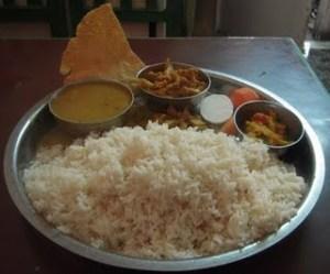 daal-bhaat