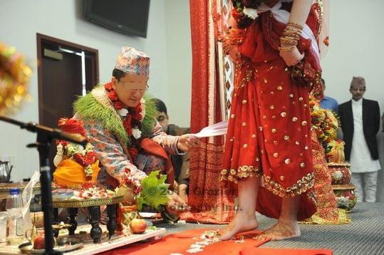 Nepali wedding musings from an american nepali household